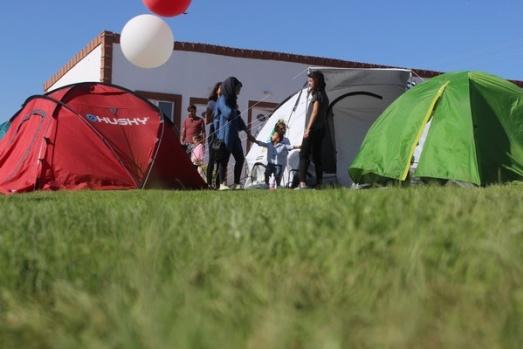 Edremit kamp ve karavan turizminin merkezi oluyor