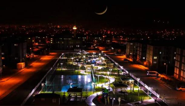 Erek Parkı Hizmete Açıldı