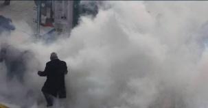 Van'daki olaylardan yeni fotoğraflar