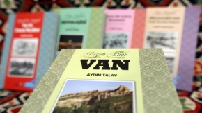 Van#039;ın tarihini ve kültürünü anlatan 7 kitap yeniden basıldı