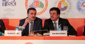 Van'da 'Üreten Türkiye Konuşuyor' toplantısı