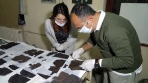 Van'da 130 yıllık mahkeme evrakları gün yüzüne çıkarıldı