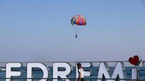 9.Van Denizi Su Sporları Festivali' start aldı