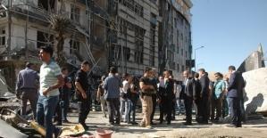 Beşyol'da patlama sonrası yeni görüntüler