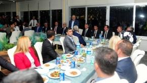 Anadolu şehit aileleri derneği il başkanları ve şehit aileleri Van'da buluştu