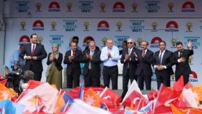 Cumurbaşkanı Erdoğan Van Mitingi