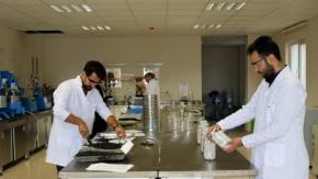 Büyükşehir Belediyesinden asfalt laboratuvarı