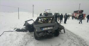 Muradiye'deki kazada 1 kişi öldü