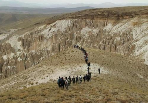 'Vanadokya' mağara ve tünelleriyle gizemini kuruyor
