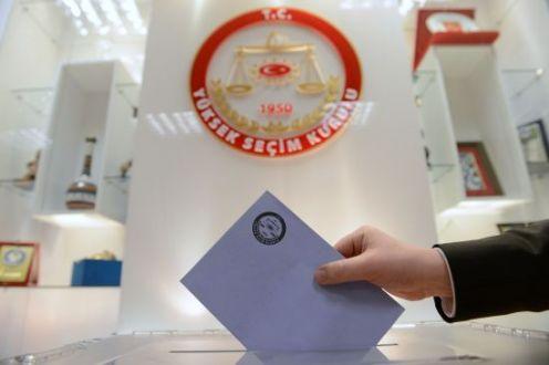 1 Kasım Genel Seçiminde Nerede oy kullanacağım!Hangi okulda oy vereceğim!