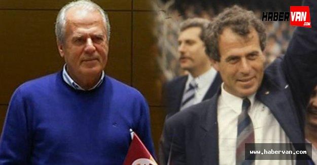 Mustafa Denizli 3.kez Galatasaray teknik direktörü