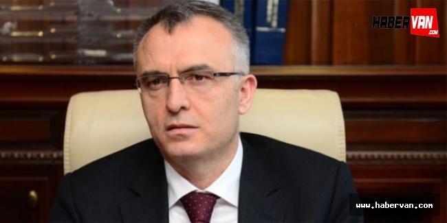 Naci Ağbal kimdir!Maliye Bakanı Naci Ağbal kimdir!Biyografisi