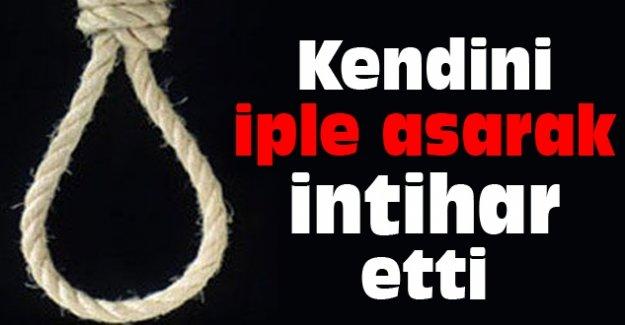 Aydın'da 22 yaşındaki Aydın Kirsiz intihar etti-Son dakika Aydın haberleri