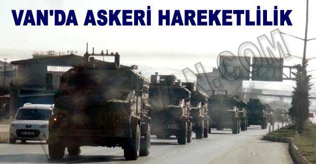 Van'da askeri hareketlilik - Van Haber