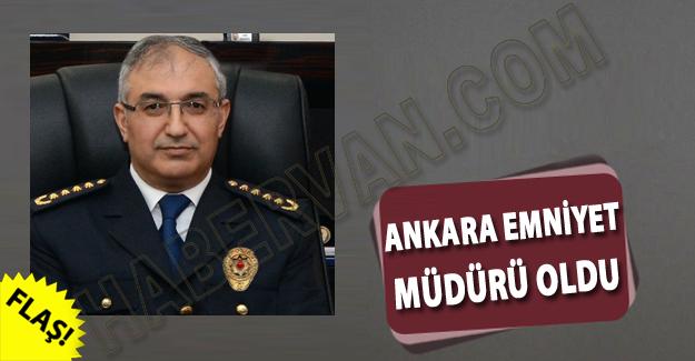 Van Emniyet Müdürü Ankara'ya atandı Mahmut Karaaslan kimdir?