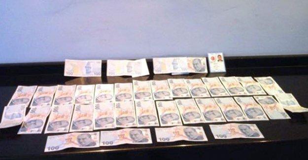 Antalya'da sahte para operasyonu: 2 kişi tutuklandı