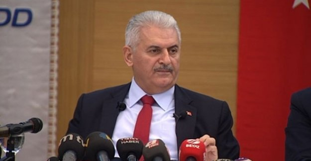 Bakan Binali Yıldırım: Türkiye siber saldırılarda...