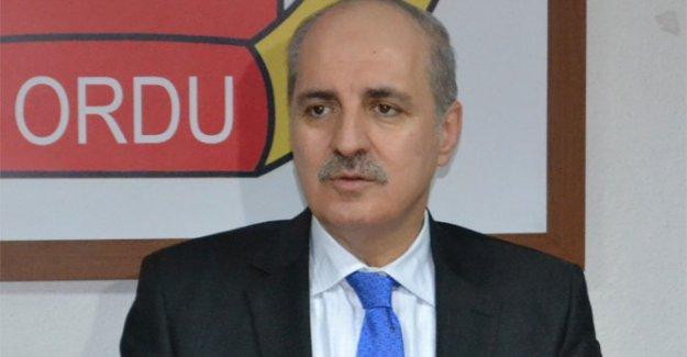 Başbakan Yardımcısı Kurtulmuş, Ordu'da STK temsilcileriyle buluştu