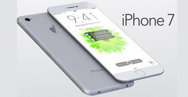 iPhone 7'de hızlı şarj olacak mı?