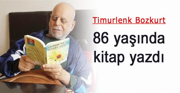 Timurlenk Bozkurt'un yeni kitabı çıktı