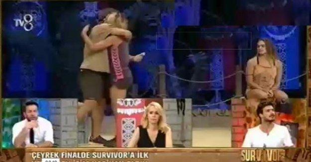 Survivor'da Nagihan'dan Semih'e büyük ihanet!