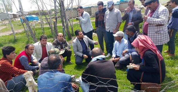 AK Parti Muradiye Gençlik Kolları çalışmalarına devam ediyor