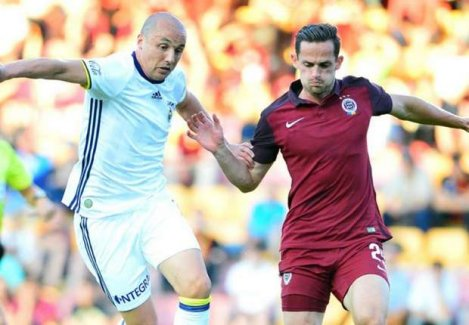 Fenerbahçe Sparta Prag hazırlık mücadelesinin özeti!