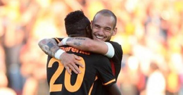 Galatasaray 3-1 Aarhus hazırlık mücadelesinin özeti !