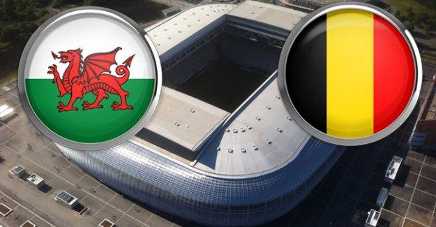 Galler - Belçika EURO 2016 çeyrek final maçı ne zaman saat kaçta hangi kanalda?