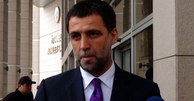 Hakan Şükür'den olay tweet