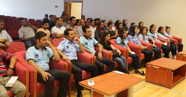 İpekyolu belediyesi'nden personellerine çocuk istismarı eğitimi