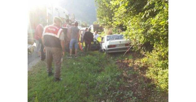 Kastamonu'daki feci kazada Alaattin Gündoğdu öldü
