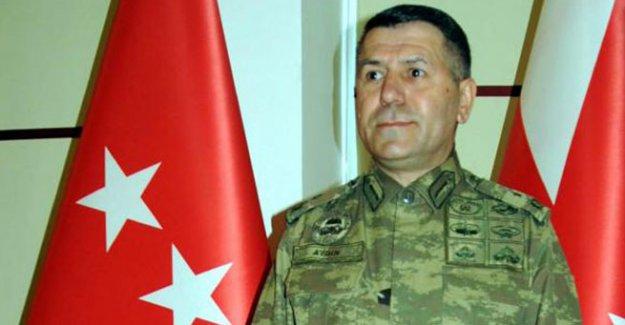 Kayseri 1'inci Komando Tugay Komutanı Tuğgeneral Aydoğan Aydın serbest!Kimdir?