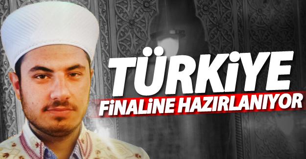 Muhammed Sizcan Türkiye finaline hazırlanıyor