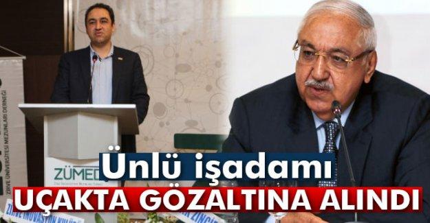 Naksan Holding'in yönetim kurulu başkanı Cahit Nakıboğlu kimdir gözaltına alındı
