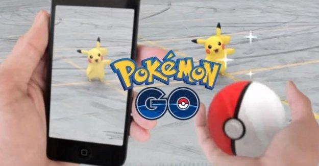 Pokemon Go oynayanlar aman dikkat!