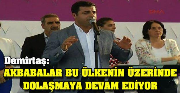Selahattin Demirtaş Diyarbakır'da halka hitap etti!