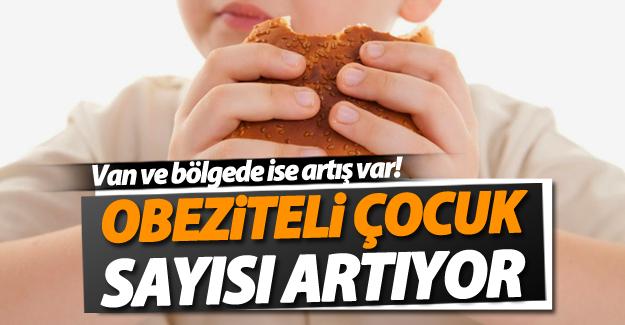 Türkiye'de obeziteli çocuk sayısı artıyor! Van'da ise..