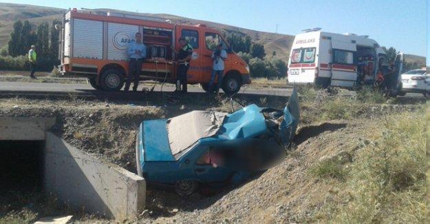 Yozgat'ta katliam gibi trafik kazasında 5 kişi öldü
