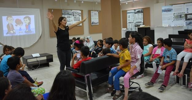 İpekyolu Belediyesi; Çocuk istismarı farkındalık eğitimi verildi