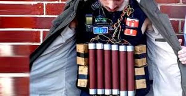 2 canlı bomba yelekleriyle yakalandı