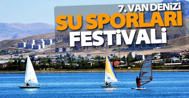 7. Van Denizi Su Sporları Festivali