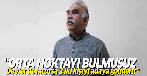 Abdullah Öcalan'dan önemli mesajlar var!