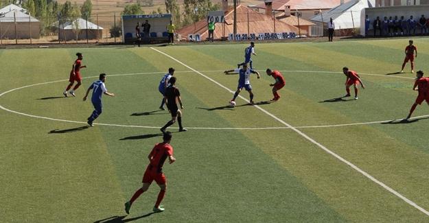 Başkale Gençlikspor Bingöl ekibini ağırladı