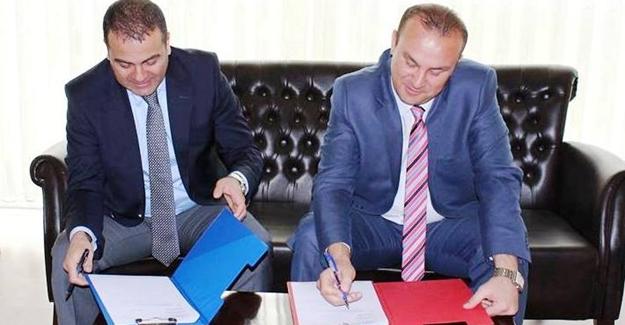 Erciş Belediyesi ile Denetimli Serbestlik Müdürlüğü arasında iş birliği