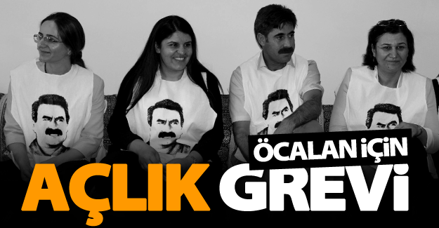 HDP'li milletvekilleri, Öcalan için açlık grevine başladı