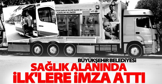 Van Büyükşehir Belediyesi, sağlık alanında birçok ilk'e imza attı