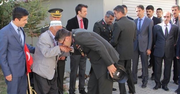 Van'ın Başkale ilçesinde 19 Eylül Gaziler Günü törenle kutlandı