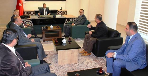 Erciş'te Kentsel Dönüşüm Koordinasyon Kurulu oluşturuldu