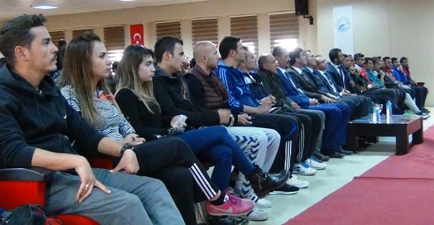 Okul sporları seçmeleri Erciş'te yapılacak